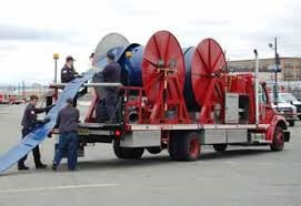 Hose Reel Trailer
